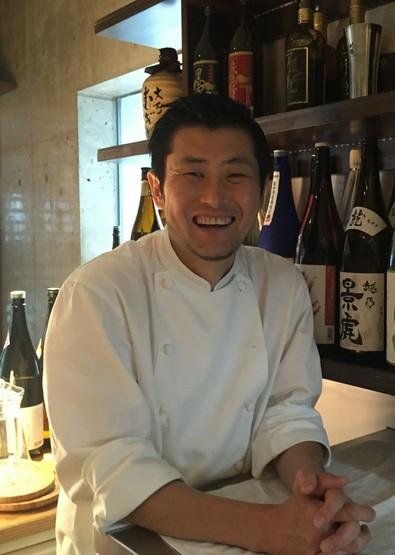 小料理はなれ(五反田 和食)の料理人 北原 氏 | ヒトサラ