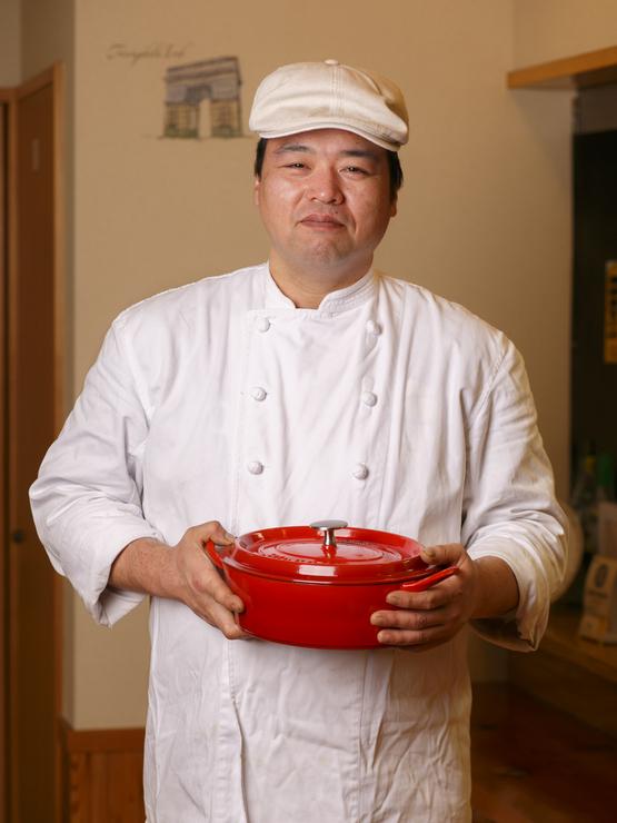 伊賀 隼人 氏