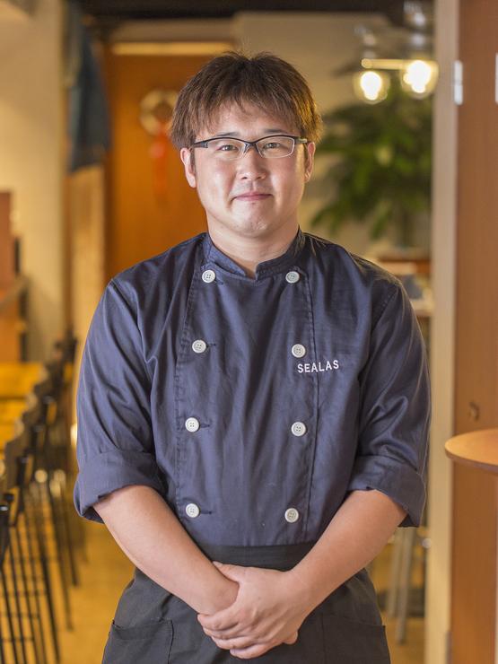 大島 賢悟 氏
