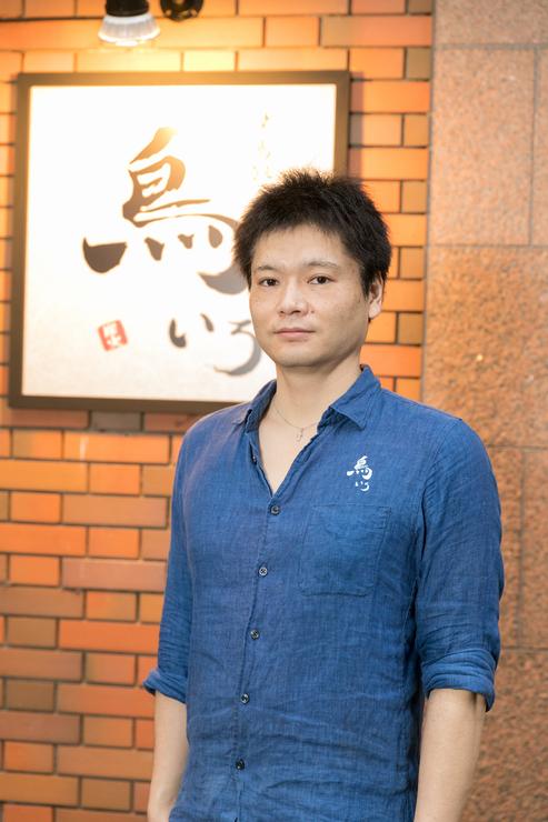 中山 清志 氏