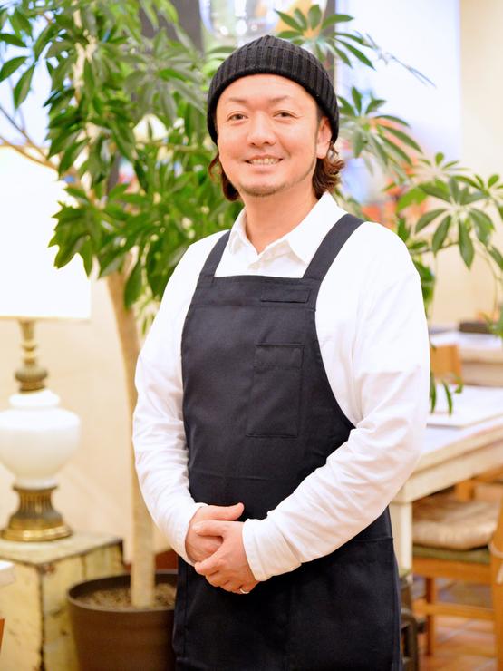 野上 貴弘 氏