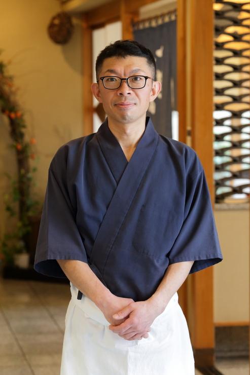 松本 英利 氏