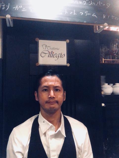 長島 康文 氏