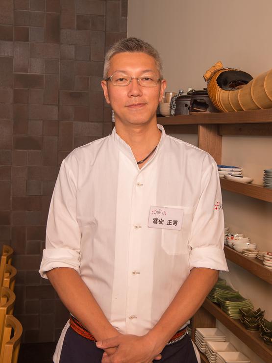 冨安 正男 氏