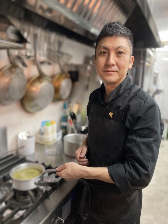 三池 寿誉 氏